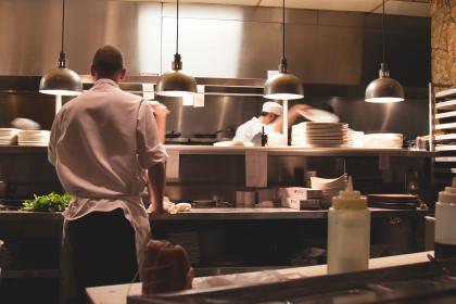 Restaurant- Kitchen