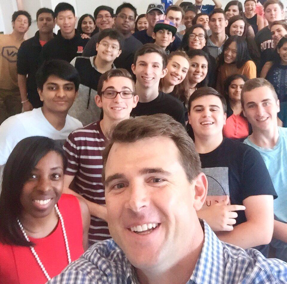 Rutgers Students