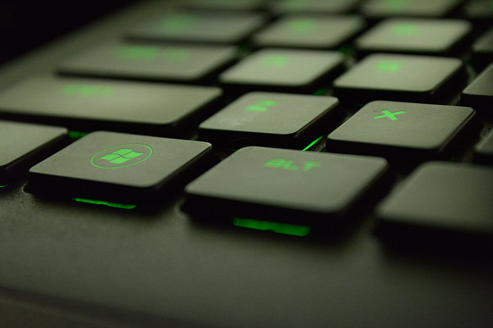 keyboard - internet connections