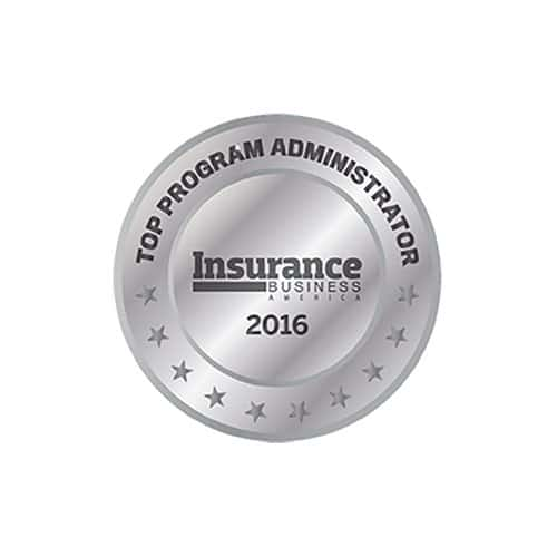 Top program admnisitrator insurance