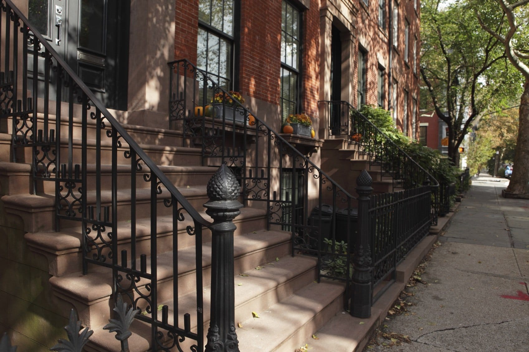 Brooklyn with stoop